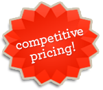 Competivie Pricing!